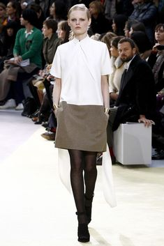 Céline Fall 2010 Ready-to-Wear Fashion Show Collection