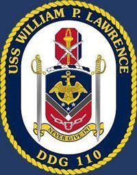 USS William P. Lawrence DDG 110