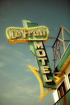 Lu Fran Motel in Wildwood, NJ ... The Real Joisey shore