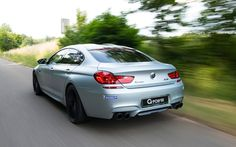 G Power BMW M6 Gran Coupe Bmw 6 SeriesBmw