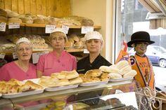 Belfast: 'Billy', as seen in Truffles bread and cake shop on Sandy Row