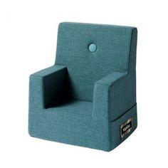 By Klip Klap Kids Chair - Dusty Blue