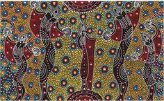 Canton Village Quilt Works: Shop | Category: Australian Aboriginal