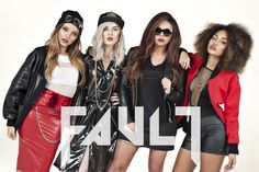 Little Mix - FAULT Magazine Issue 17 - Full Band (web)