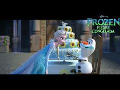 Frozen: Fiebre Congelada - Trailer Oficial Español Latino Full HD - YouTube
