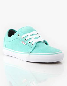 Vans R1 Exclusive Chukka Low Skate Shoes - Seafoam - RouteOne.co.uk