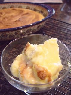 I love lemon pudding cake and this recipe is excellent! I hope you will enjoy it as much as I do.  This recipe is from Gourmet Magazine.