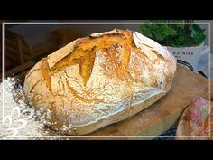 I don't buy bread - just bake it quick and easy! Tag Youtube, Just Bake, Bread Baking, Food And Drink, Simple, Sweet, Easy, Low Carb, Blog