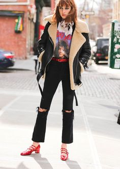 (1) NYFW: OUT ON THE STREET
