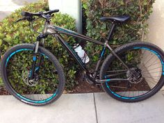 New Specialized Rockhopper Comp 29er. Freshly picked up from the LBS - Rock N' Road Cyclery.