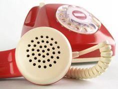 Vintage 1960's phone