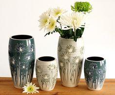 Rowena Gilbert - Curved Vases