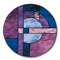 Free Pattern, Geo Circle