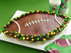 Football season dessert