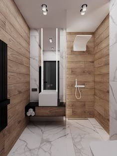 Get These Top Trending modern small bathroom remodel to inspire you Modern Small Bathrooms, Contemporary Bathrooms, Modern Bathroom Design, Bathroom Interior Design, Amazing Bathrooms, Bath Design, Contemporary Toilets, Marble Interior, Lobby Interior