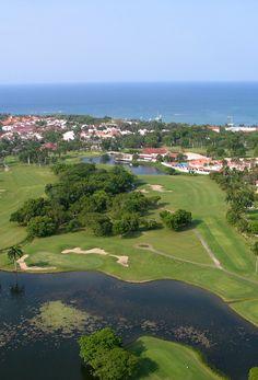 Playa Dorada Golf Course, Puerto Plata, Dominican Republic
