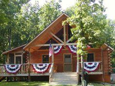 Little Cedar Log Homes, Red Cedar Log Homes & Cabins - Log Siding &…