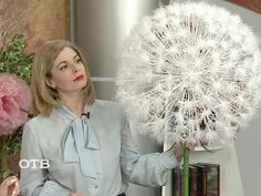 Тонкое искусство: большие бумажные цветы