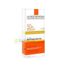 LA ROCHE POSAY ANTHELIOS XL FLUID SPF50+ 50ml - Vivapharmacy.gr - Online Φαρμακείο - Βρείτε καλλυντικά, βρεφικά προϊόντα, συμπληρώματα διατροφής La Roche Posay Anthelios