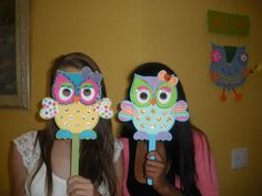 Owl Theme Birthday Party Ideas | Photo 20 of 37 | Catch My Party