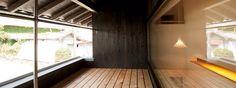 奈良県橿原市・木の家・秦建築(明日香の家)木に囲まれた快適バルコニー