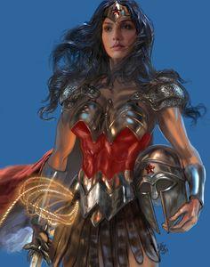 Wonder Woman the Spartan