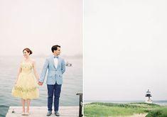 Nantucket Engagement Shoot