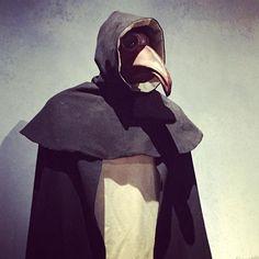 Dr. Black Death  Jó kis kultúrprogram a Viking Múzeumban: találkozás dr. Fekete Halállal.  #fivesneakers #wecollectmemories