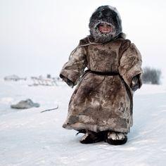 The Nenets, Siberia, Russia