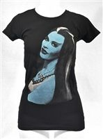Lily Munster Women's T-shirt by Rock Rebel