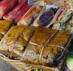 Tamales platillos mexicanos pinterest honduras for Platillos franceses faciles