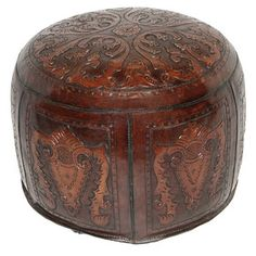 Phenomenal 33 Best Ottomans Images In 2017 Ottomans Home Furnishings Theyellowbook Wood Chair Design Ideas Theyellowbookinfo