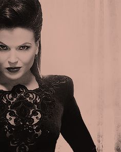 Once upon A time! (Regina) I'm obsessed with this show!! I love her (girl crush) :)