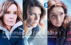 Agathe Koltès, Cassandre, Capitaine Marleau