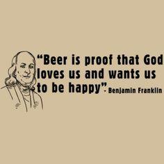 Well good beer anyway ;)