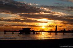Belmont Shore Sunset