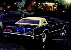 Lincoln Mark VIII executive town brougham - Google Search