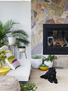 The Melbourne home of Madeleine and Jeremy Grummet and Family. Photo – Eve Wilson. Production – Lucy Feagins on thedesignfiles.net