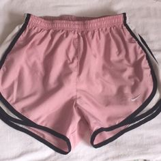 Pink women's Nike tempo shorts Listing for just the shorts without bundling with the top like the other listing Nike Shorts
