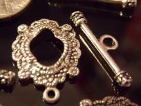 5 Large Toggles For Bracelet or Necklace