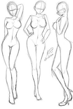 「anatomy / pose」の画像検索結果