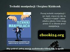 Techniki manipulacji - Sergiusz Kizińczuk