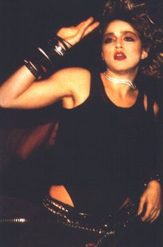 old school Madonna