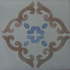 Antique Tile Collection ANT 89 | Emma Wanless