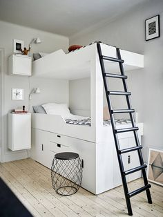 Mariagatan 19A La inspiración perfecta para un apartamento urbano fresco