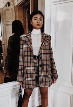 53 winter looks to try this season - Winter Outfits for Work Fashion Mode, Fashion Killa, Look Fashion, 70s Fashion, Korean Fashion, Fashion Outfits, Fashion Trends, Fall Fashion, Fashion Bloggers