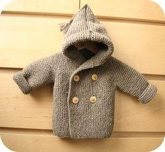 Le Manteau de Lino 9-12 mois (en français)