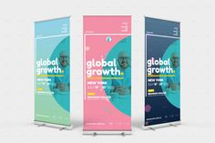 Buy Event Conference Roll-up Banner by suzon_abdullah on GraphicRiver. Event Conference Roll-up Banner it is a professional and clean work. The design has a great selection of high qualit. Xbanner Design, Event Design, Graphic Design, Sign Design, Design Model, Layout Design, Modern Design, Pull Up Banner Design, Standing Banner Design