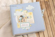 Волшебство на кончиках пальцев: Альбом-дневник для малыша