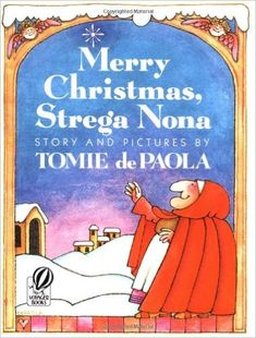 Advent and Christmas with Tomie DePaola — In The Heart of My Home